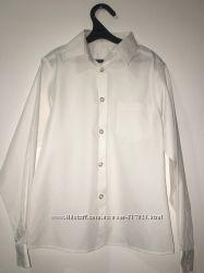 Рубашки школьные FF  TU на 8-9 лет