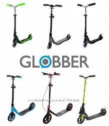 Самокаты Globber Flow Foldable 125, One NL 205 Deluxe, One NL 230 Ultimate