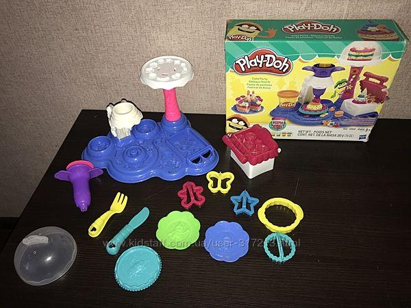 Play doh Фабрика пирожных