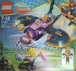 Конструктор Lego Super Hero girls 41230