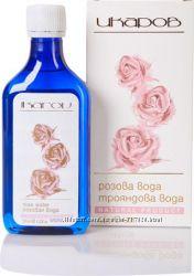 Розовая вода, 125мл. , Икаров Болгария