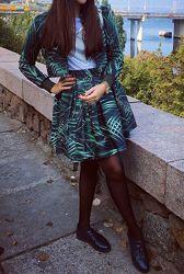 Платье-костюмтрансформерот известного украинского дизайнера ЯНА БЕЛЯЕВА