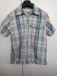 Классная рубашка Tom Tailor на молнии