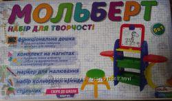 Мольберт Colorplast 5 модель 0404