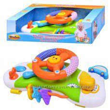 Руль детский Winfun модель 0407