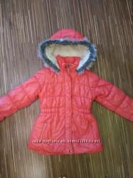 Демисезонная курточка на девочку PUMKIN PATCH 8 лет