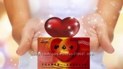 Карточка для защиты сердца