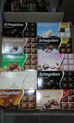 Шоколад  шоггетен Schogetten