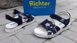 Новые босоножки Richter р. 28, натуральная кожа, Австрия