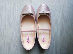 Святкові туфлі 34 р. Турція