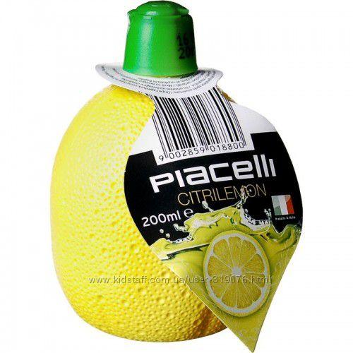 Концентрат. Сок  лимона и лайма Piacelli