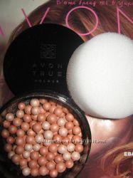 Румяна пудра шарики  для лица и тела