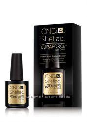 CND Shellac Duraforce Top Coat - Новый Топ закрепитель для Шеллака