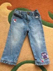 Продам джинсы 18-24 мес