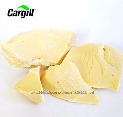 Какао-масло CARGILL cocoa  нерафинированное первый холодный отжим 0, 5кг