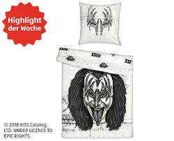 Комплект постельного белья пододеяльник и наволочка Aerosmith Германия