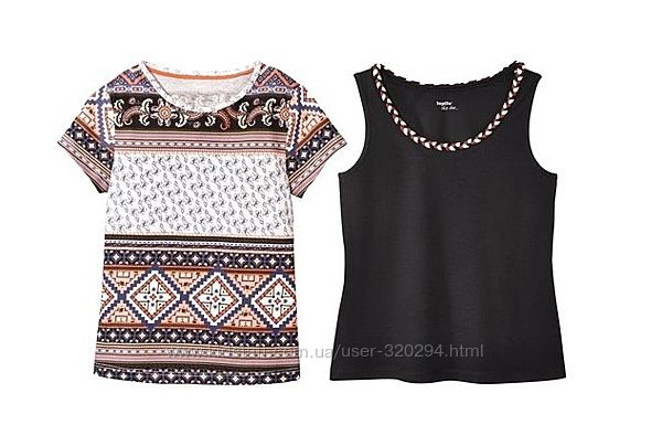 Lupilu оригинальная футболка для девочки в модном этническом стиле Германия