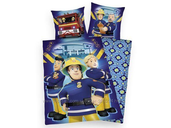 Двусторонний комплект детское постельное белье Lidl Lupilu Германия. Упаков