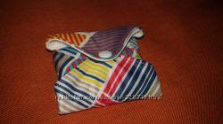 Прокладка женская многоразовая хлопок с крылышками