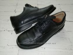 Кожанные туфли Classic