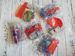 Новые игрушки McDonald&acutes.