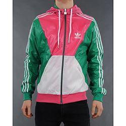 Яркая ветровка Adidas