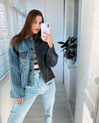 Нереальный джинсовый пиджак Oaonv