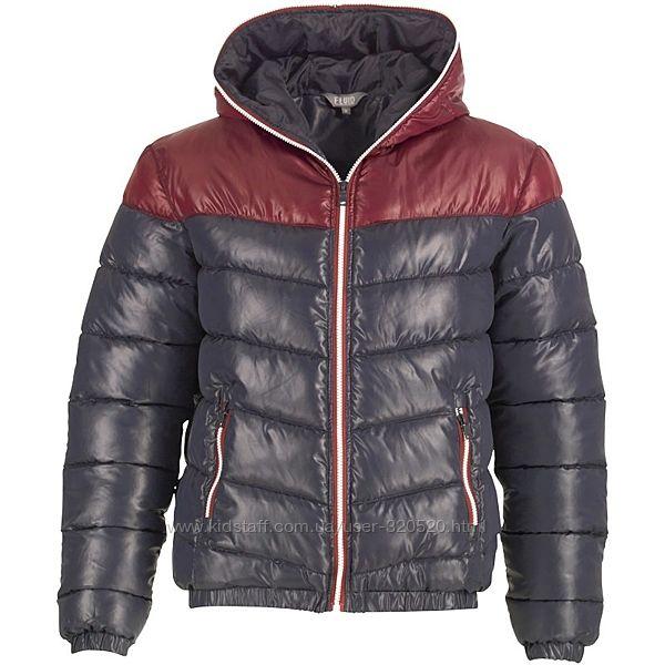 Мужская демисезонная  куртка Fluid