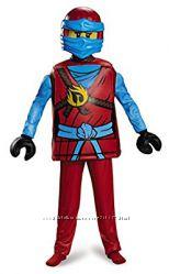 Маскарадный костюм Лего Некзо Найтс Ния Nya Deluxe Ninjago LEGO