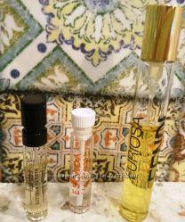 Пробники парфюмов и туалеток оригиналы
