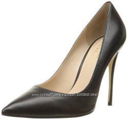 Кожаные черные туфли лодочки Nicole Miller Maison Оригинал