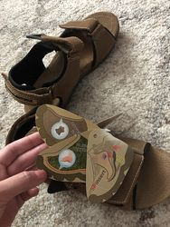 Сандалии, босоножки, спортивная обувь