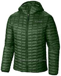 Куртка Columbia Microcell Omni-Heat. Цвет-зеленый. Размеры L и XL
