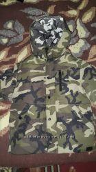Зимняя курточка Zara в хорошем состоянии