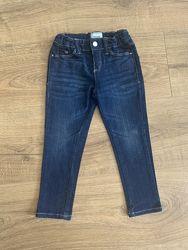 Синие джинсы Mayoral на рост 98-104 см