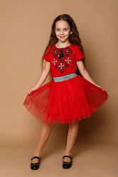 Фатиновые юбки 8 цветов 92-146
