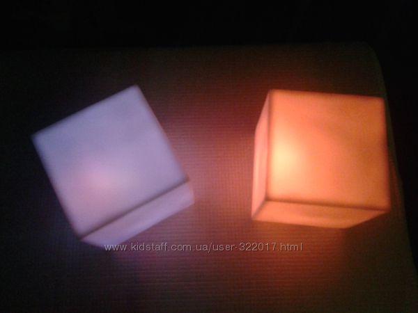 Светильники меняющие свет