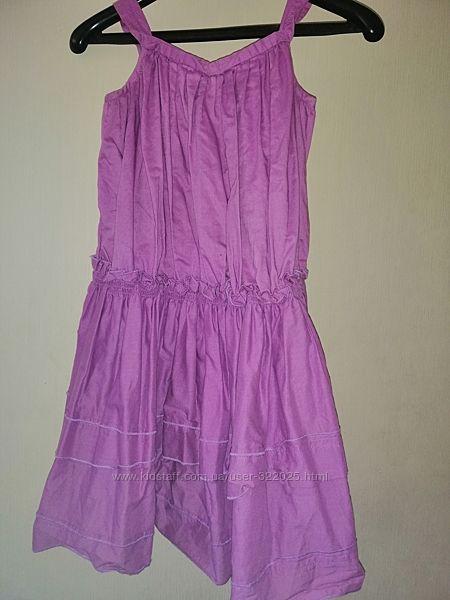 Платье сарафан туника Autograph Marks&Spencer на 4 5 6, от Chuchik на 6 7