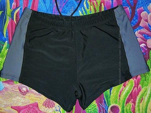 шорты купальные Slazenger черные на 11 12 13 лет