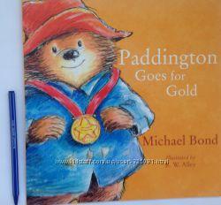 Книги на английском о медвежонке Паддингтоне English books