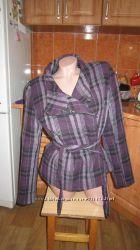 Фирменное пальто, размер 46