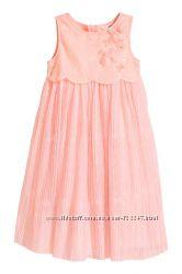 Шикарное нарядное платье от H&M 9-10 лет в наличии