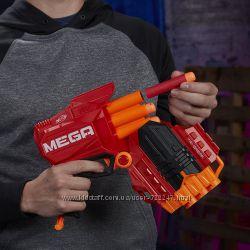 Новый Бластер Нерф Мега Три-Брейк Nerf N-Strike Mega Tri-Break