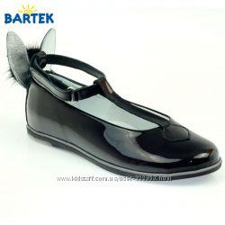 Туфли кожаные BARTEK Размеры  33-38