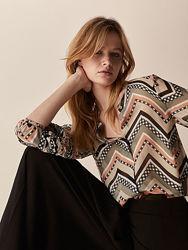 Шикарная блузка Massimo Dutti S 36