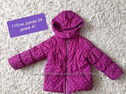 Демі куртка на 4-5 років