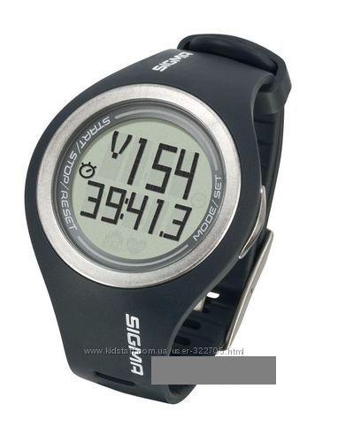 Спортивные часы-пульсометр Sigma