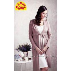 Халат для беременных Mellow Rose