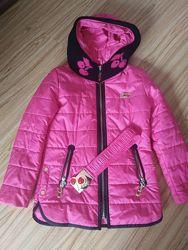 Демисезонная куртка 128 размер