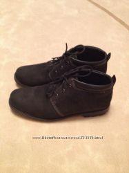 Замшевые ботинки Clarks из США 46 размер, 12 US размер